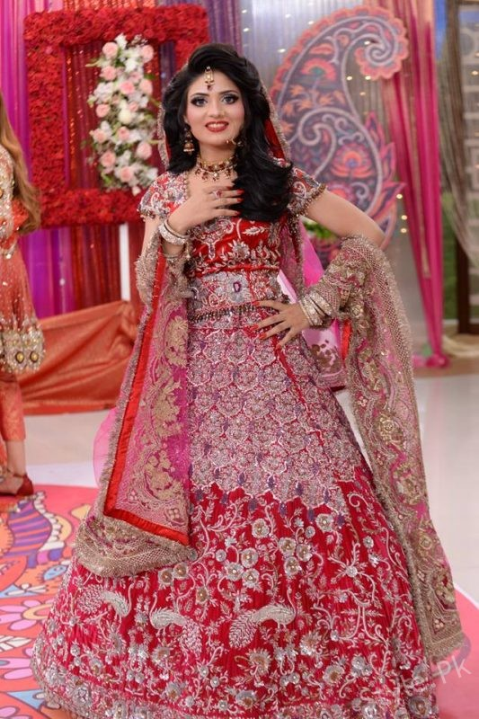 Latest Fashion Trends In Pakistan For Wedding