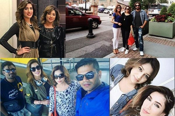 See Pictures of Mehwish Hayat with her Sister