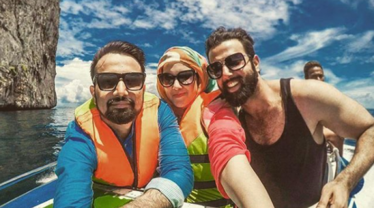see Recent Pictures of Noor Hassan will Give us Major Holidays Goals!