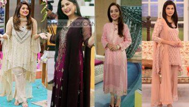 See Sajal Ali Ranked Pakistani Morning Show Hosts
