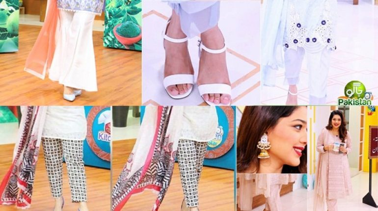 See Sanam Jung's Shoes on Point