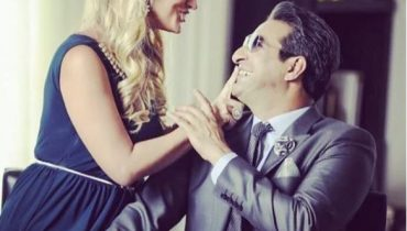 See Wasim Akram and Wife Shaniera Give us Couple Goals