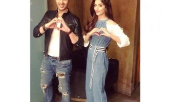 See Recent Videos of Ahsan Khan and Mawra Hocane having fun