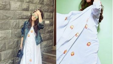 See Mawra Hocane on Fashion Line of Sonam Kapoor