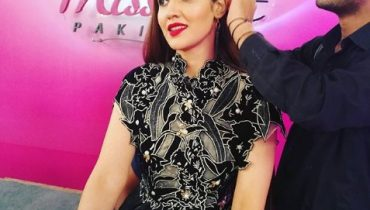 See Hareem Farooq looks Uber Chic in Black Outfit by Umaima MustafaHareem Farooq looks Uber Chic in Black Outfit by Umaima Mustafa