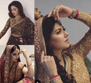 see Sunita Marshall Latest Beautiful Bridal Photo-shoot!