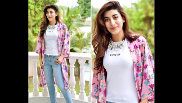see Pictures of Urwa Hocane on the Promotional Event of Punjab Nahi Jaungi!