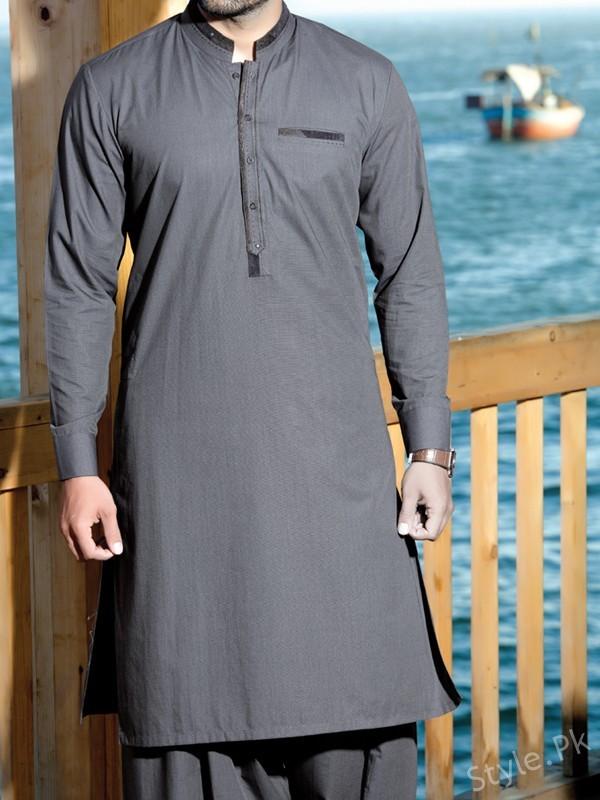 Latest Shalwar Kameez Designs For Men Style Pk