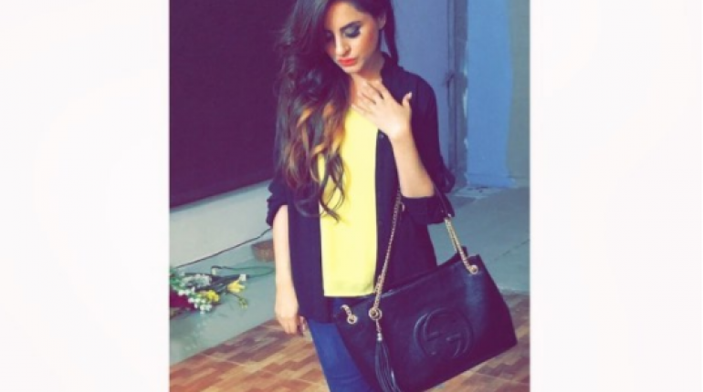 Pictures of Fatima Effendi Kanwar BTS of her Upcoming Project!
