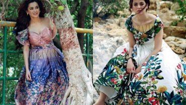 See Hania Amir's Latest Photoshoot for Grazia Pk