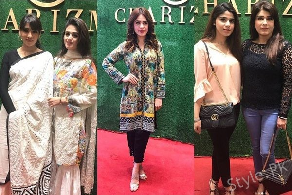See Celebrities at the Launch of Charizma Store