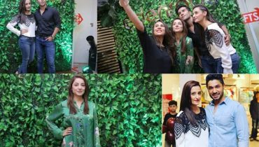 See Celebrities at the Launch of Eden Robe Store in Ocean Mall