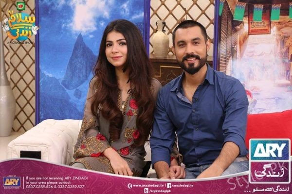 See Dua Malik Celebrated Sohai Haider's birthday in Salam Zindagi