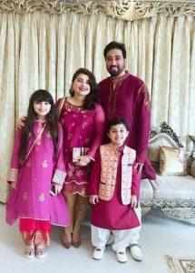 Javeria saud's fabulous clicks about Eid Festivities !