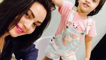 Sadia Imam's Daughter Turns Three