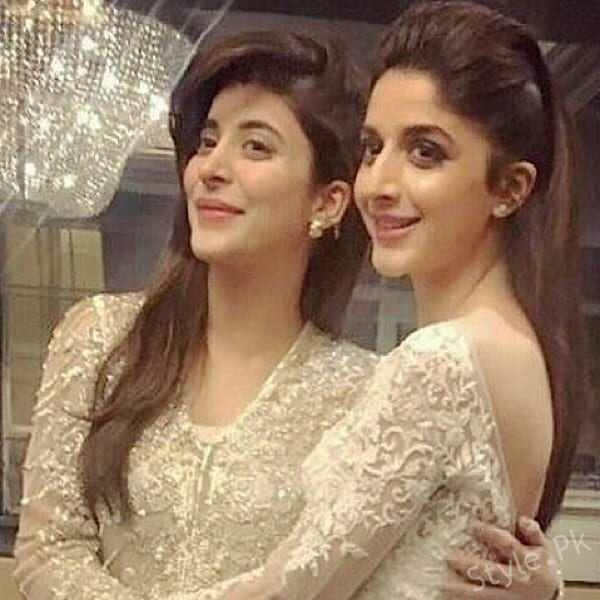Urwa Hocane's Images From London Trip