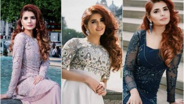 Clicks From Recent Shoot Of Momina Mustehsan