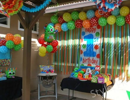 Best Ideas About Room Decoration For Birthday Party Style Pk