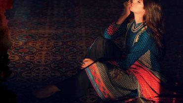 Khaadi Latest Winter Khaddar Collection 2018