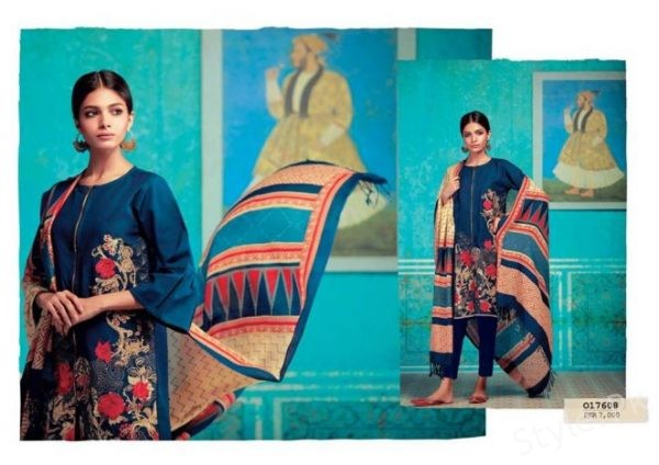 Khaadi Latest Winter Khaddar Collection 2018