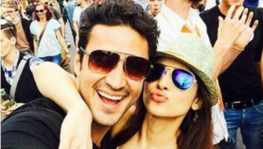 Ayesha Omer Spending Vacations With Her Boyfriend Sikander Rizvi
