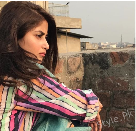 Shooting for Sajal Aly and Imran Abbas starrer Noor Ul Ain kicks off in Lahore