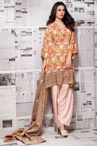 Latest Winter Collection By Warda