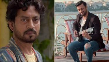 Atif Aslam Sings For Irrfan Khan Starrer