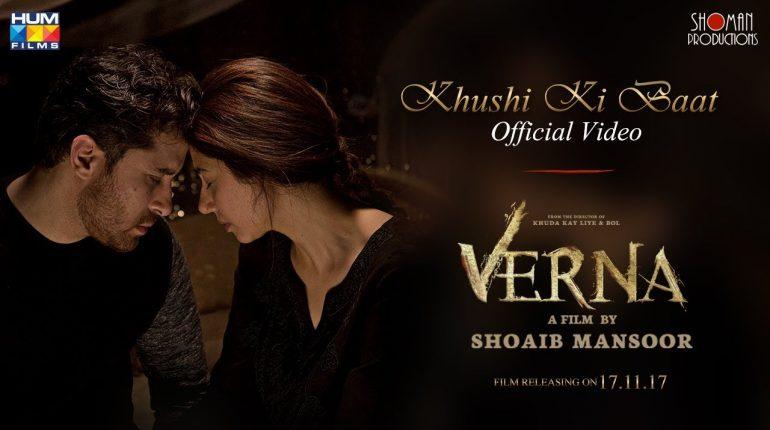 Verna's New Song Khushi Ki Baat