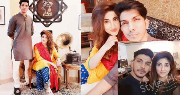 Mohsin Abbas Haider Blessed With A Baby Girl