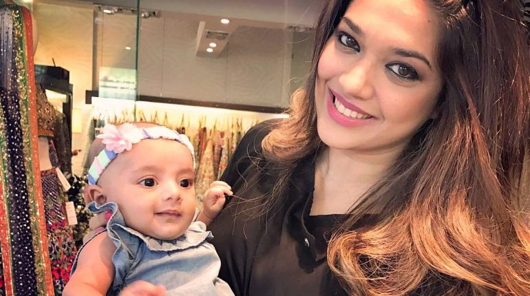 Watch Sanam Jung's Protectiveness For Her Daughter