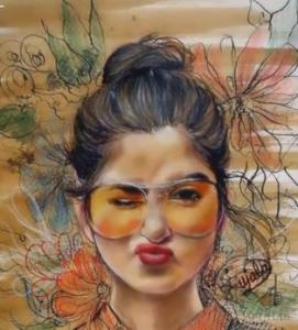 Sajal Aly Latest Beautiful Photoshoot For Weekend Magazine