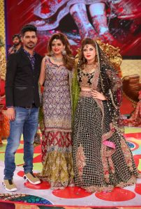 Latest Rung Mehal Collection By Kashif Aslam