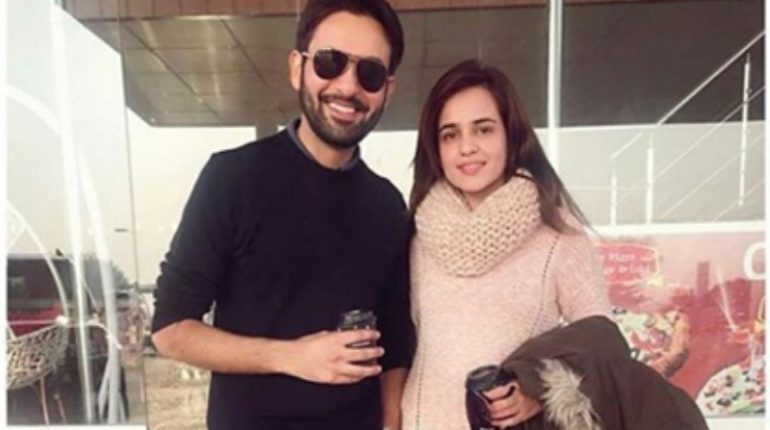 Affan Waheed And Sumbul Iqbal Khan Pair Up For Chalay Aao