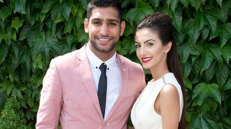 Amir And Faryal Finally Patch Up