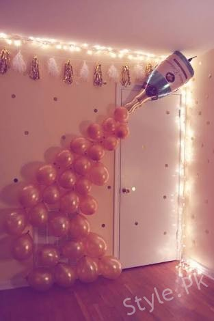 Best Ideas About Room Decoration For Birthday Party 001