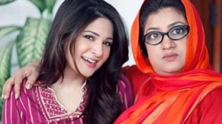 Ayesha Omer And Hina Dilpazeer Join Saat Din Mohabbat In