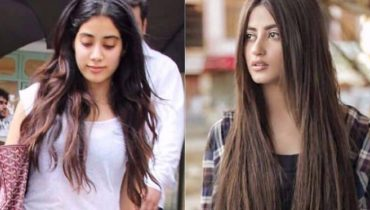 Sajal Ali Wishes Jhanvi Kapoor For Her Debut Movie