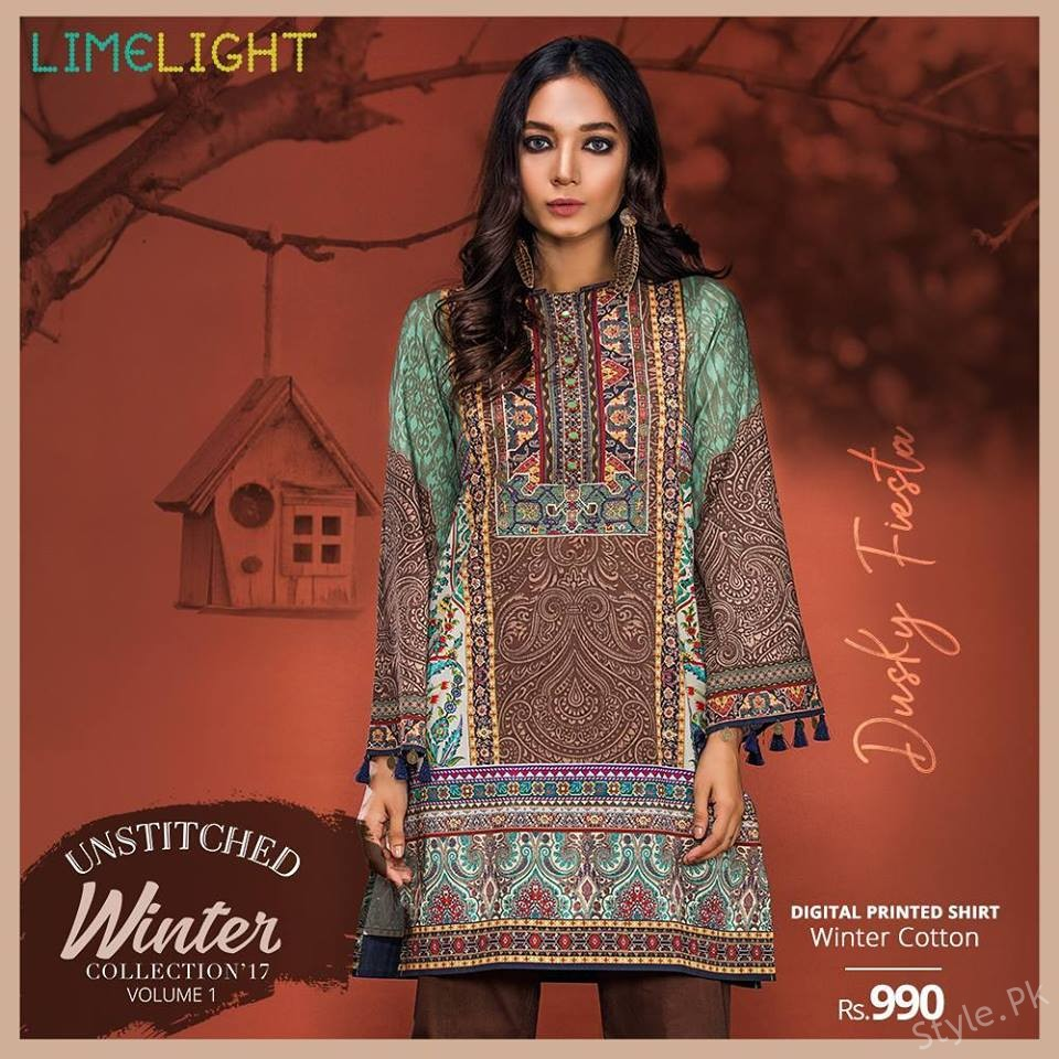 27c5145090a2 Limelight Winter Collection 2017- 2018 For Women - Style.Pk