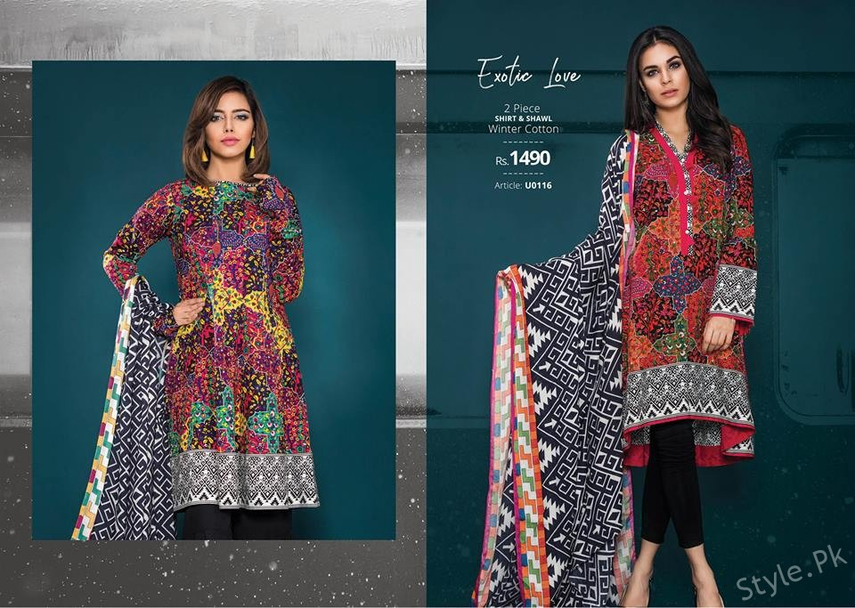 Limelight Winter Collection 2017 - 2018 For Women 008