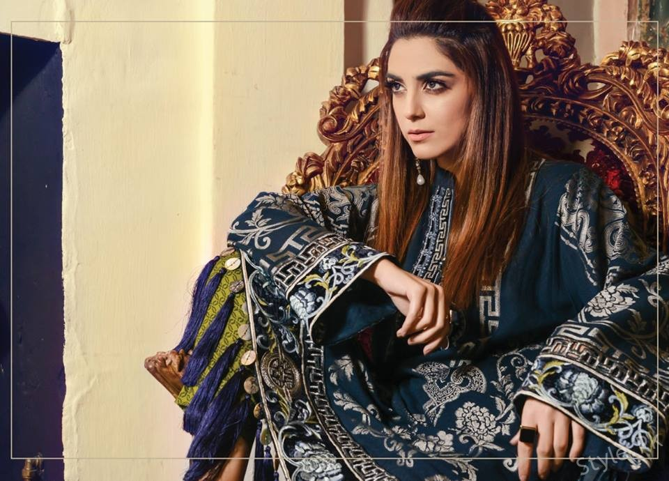 Maria B Linen Collection 2018 For Women Style Pk