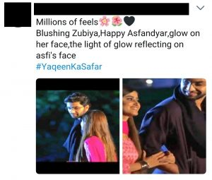 Yakeen Ka Safr Has Ended And Fans Are Sad