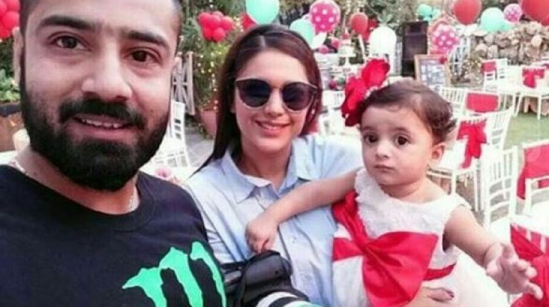 Sanam Jung Celebrates Her Daughter 1st Birthday