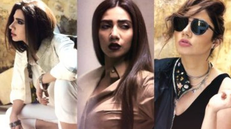 Mahira Khan Is Looking Stunning In Her Latest Shoot