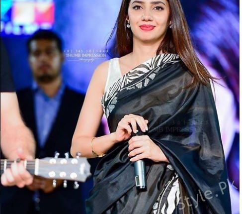Mahira Khan Promotions Of Her Upcoming Film Verna