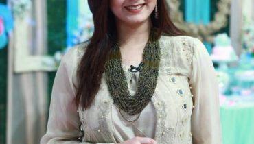 Gorgeous Samra Arsalan In Geo Subah Pakistan