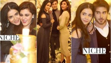 Humaima Malick's Big Birthday Bash