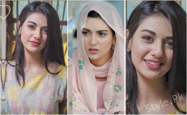 Beautiful Clicks Of Sarah Khan On Set Of Her Drama