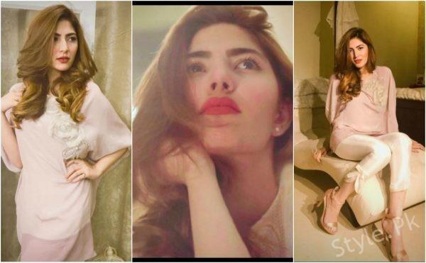 Beautiful Naimal Khawar For Promotion Of Her Film Verna