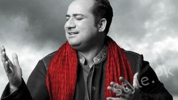Rahat Fateh Ali Khan Released His Latest Track Banjarey